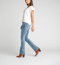 Load image into Gallery viewer, WOMEN'S SILVER TUESDAY LOW RISE SLIM BOOTCUT JEANS