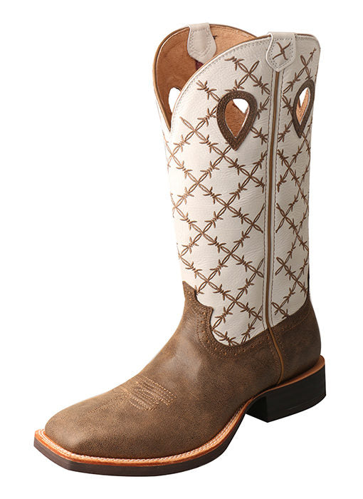 TWISTED X Men's Ruff Stock Boot