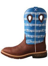 Load image into Gallery viewer, TWISTED X Men's 12″ Western Work Boot with CellStretch®