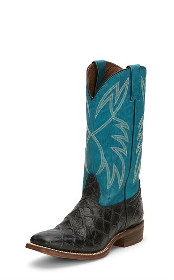 MEN'S NOCONA GO ROUND BLACK