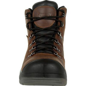 Men's ROCKY WORKSMART COMPOSITE TOE WATERPROOF WORK BOOT