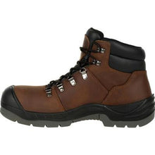 Load image into Gallery viewer, Men's ROCKY WORKSMART COMPOSITE TOE WATERPROOF WORK BOOT