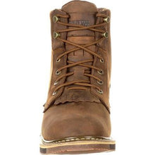 Load image into Gallery viewer, MEN'S ROCKY CODY WATERPROOF LACER WESTERN BOOT