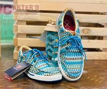 Load image into Gallery viewer, TWISTED X Women's Blue Mirage Kicks