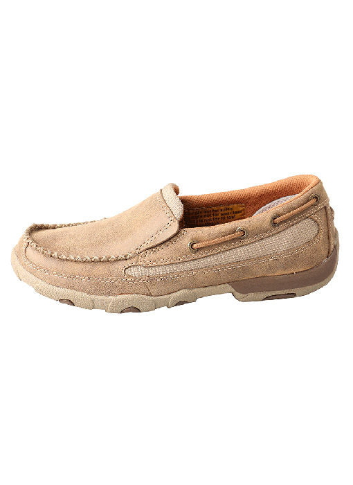 TWISTED X Women's Slip-On Driving Moc