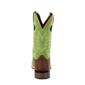 MEN'S DURANGO® REBEL PRO™ LIME WESTERN BOOT