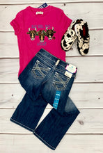 Load image into Gallery viewer, Girl's ARIAT Hay girl, Hay Tee