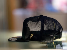Load image into Gallery viewer, HOOEY Black MIZZOU Snapback Cap