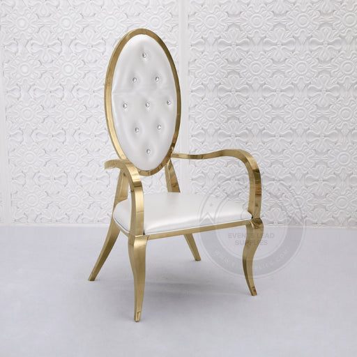 SATURN Sweetheart Chair (Set of 2)