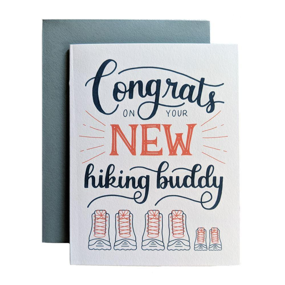 Congrats on your New Hiking Buddy - Amber Share Design-Default Title--