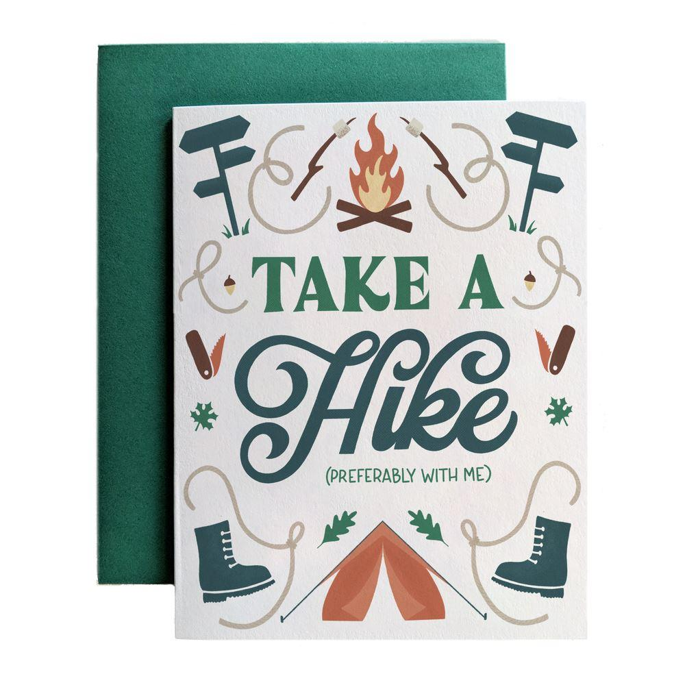 Take a Hike (Preferably with Me) - Amber Share Design-Default Title--