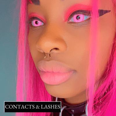 Accents-Contacts & Lashes