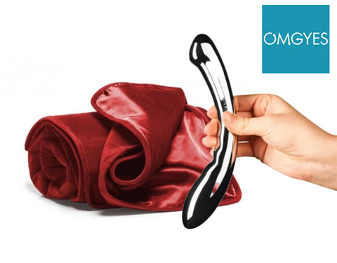 Purchase the Le Wand Stainless Steel Arch /Fascinator Throw and receive a OMG Yes season pass for free *while supplies last