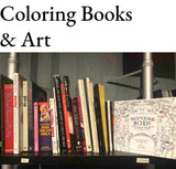 link to Coloring Books & Art