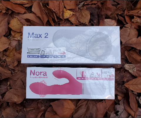 Purchase the lovense Max2 and Nora Together for a discount