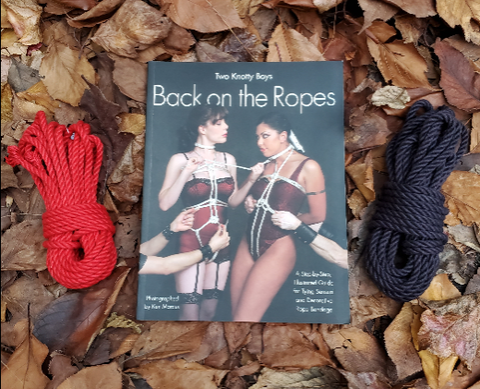 ROPE-XXMAS purchase a bundle of rope and 2 Knotty boys for a discount