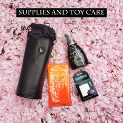 Supplies and Toy Care