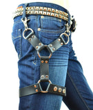 Double Ring Leg Harness