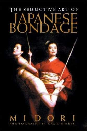 The front cover of Seductive Art Japanese Bondage Midori.