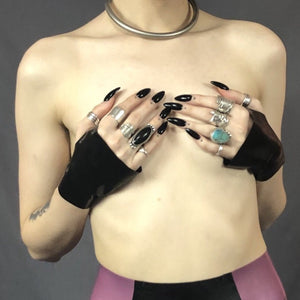 Latex Glovelet