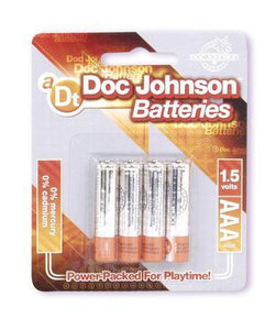 Dj AAA Batteries