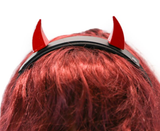 Little Devil Spike Headband