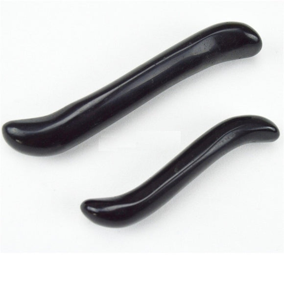 Obsidian S Massage Wands Pair