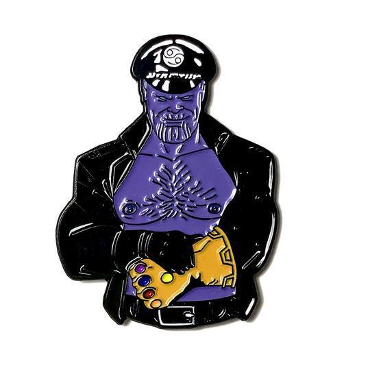 Geeky & Kinky Comic Book Pins