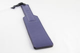 The Prince Blurple Leather Paddle.