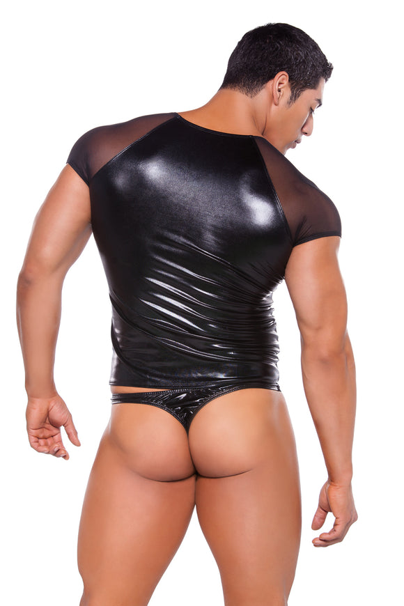 Zeus Wetlook and Mesh Shirt OS
