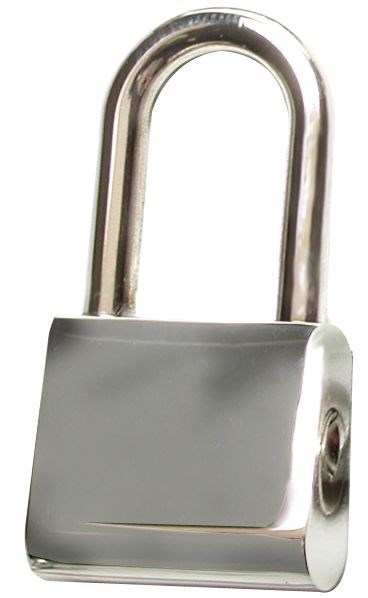 Padlock With Side Keyway