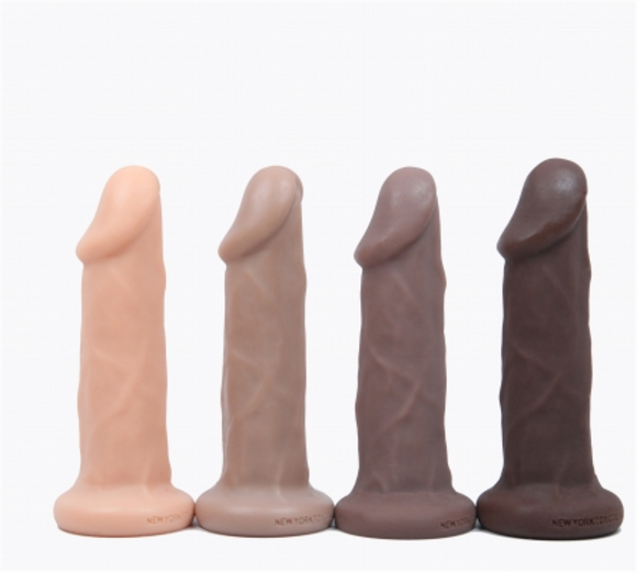 Carter Pack and Play Dildo