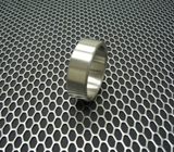 Brushed Stainless Steel Cock Ring