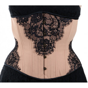 Chantilly Lace Hourglass Cincher