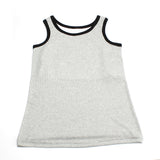 Cotton RibTank w/ Built-in Binder