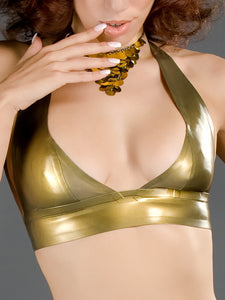 Latex Nancy Top