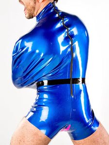 Latex Strait Jacket