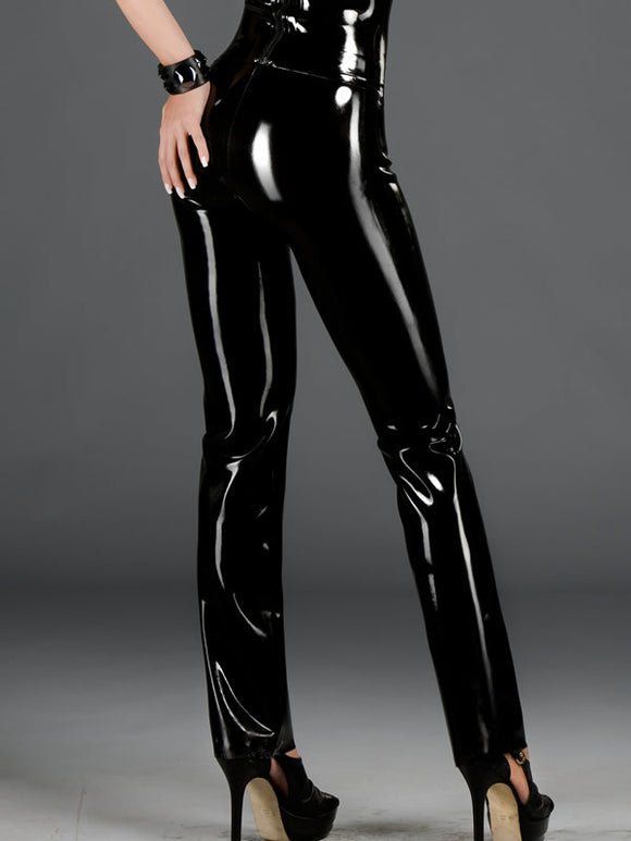 Ladies Latex Jeans