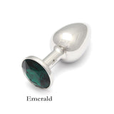 Rosebuds Original Stainless Steel Plug
