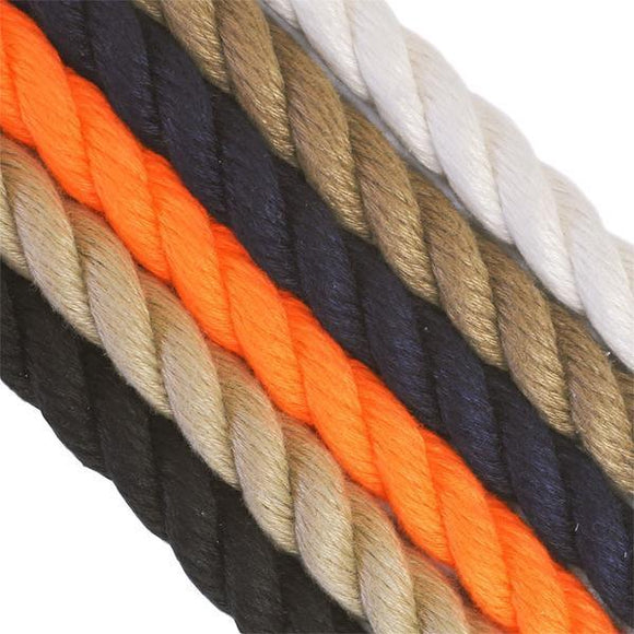 An up close view of the POSH Colorfast Synthetic Jute Rope Bundle.