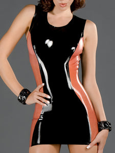 Latex Revelation Dress