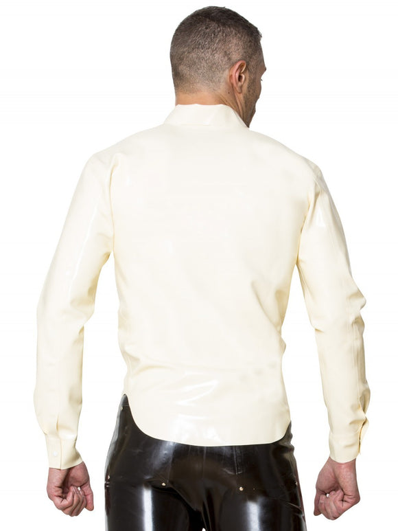 Latex LS Formal Shirt