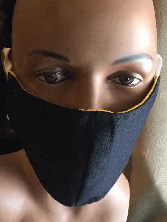 2-ply Reversible Canvas Loop Mask