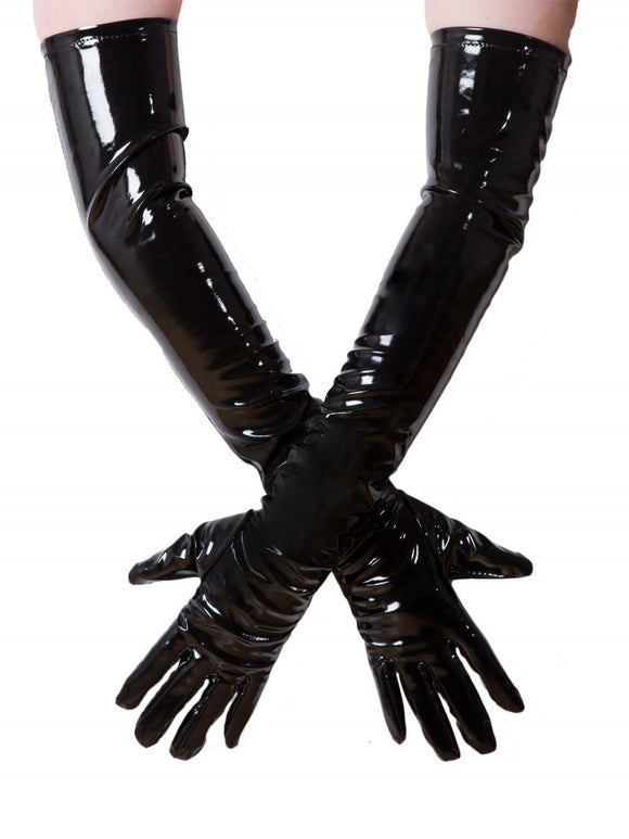 PVC Long Gloves