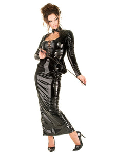 PVC Contessa Skirt