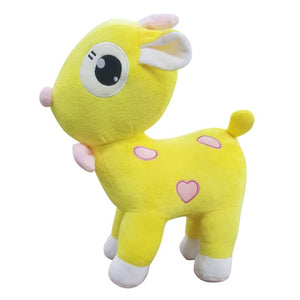 Yellow Deerlet  Plushie