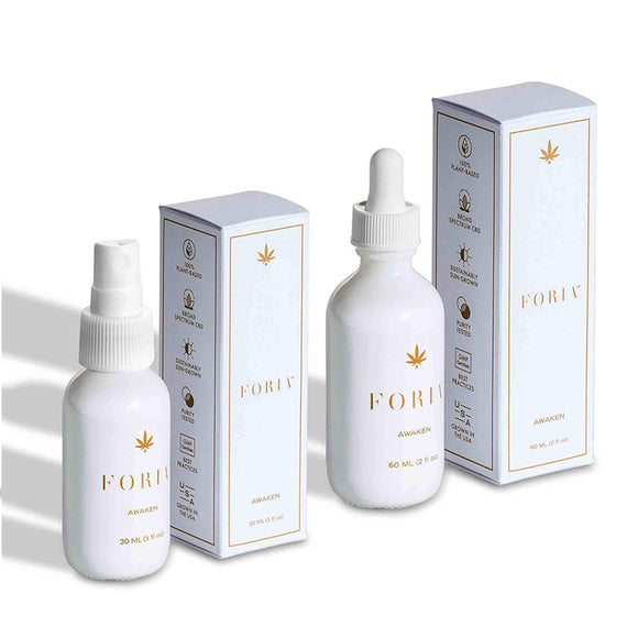 Foria CBD Massage Oil