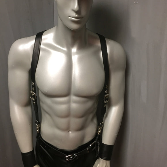 Front view Suspenders