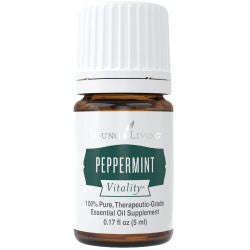 Young Living Peppermint Essential Oil 5ml