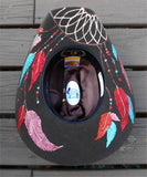 Dreamcatcher Bling Felt Cowboy Hat
